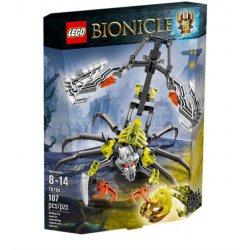 LEGO 70794 Czaszkowy skorpion