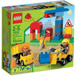 LEGO DUPLO 10518 My First Construction Site