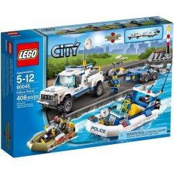 LEGO 60045 Patrol policyjny wraz z pościgiem