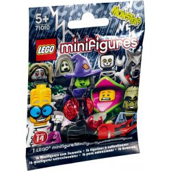 LEGO 71010 Minifigurki Potwory