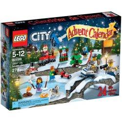 LEGO 60099 Kalendarz Adwentowy City