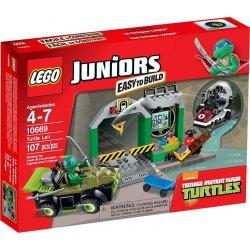 LEGO 10669 Jaskinia żółwia