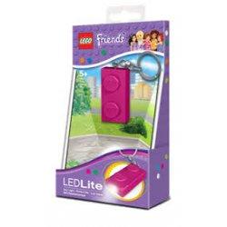 LEGO LGL-KE52F Brelok Friends klocek