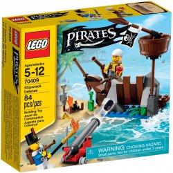 LEGO 70409 Bitwa na wraku