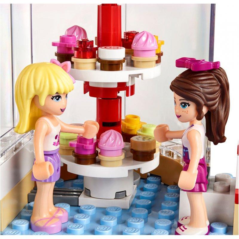 Lego City Paradise Cafe Instructions