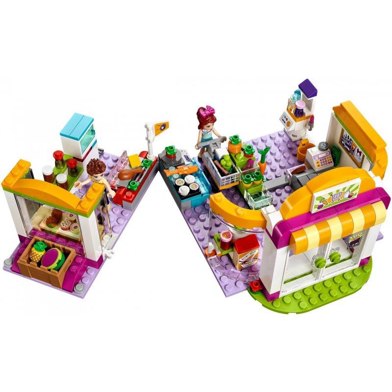 Lego 41118 Supermarket w Heartlake, Klocki LEGO Friends