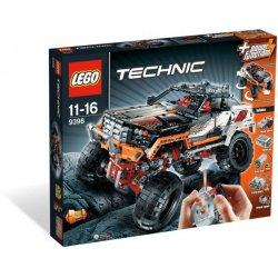 LEGO 9398 Wóz z napędem 4X4