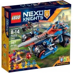 LEGO 70315 Pojazd Claya