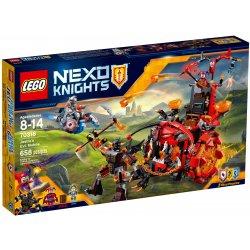 LEGO 70316 Pojazd Zła Jestro