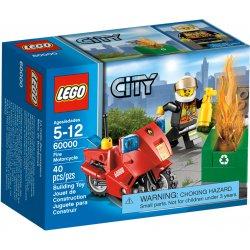LEGO 60000 Motocykl strażacki