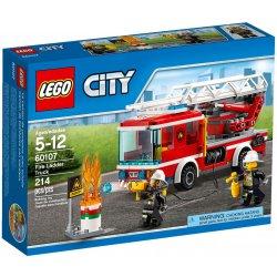 LEGO 60107 Wóz strażacki z drabiną