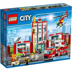 LEGO 60110 Remiza strażacka
