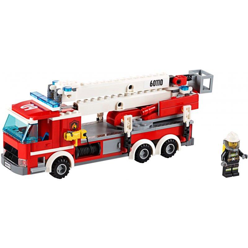 Lego 60110 Remiza Strażacka Klocki Lego City Mojeklocki24