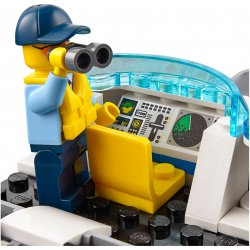 LEGO 60129 Policyjna łódź patrolowa