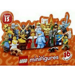 LEGO 71011 Minifigures Series 15