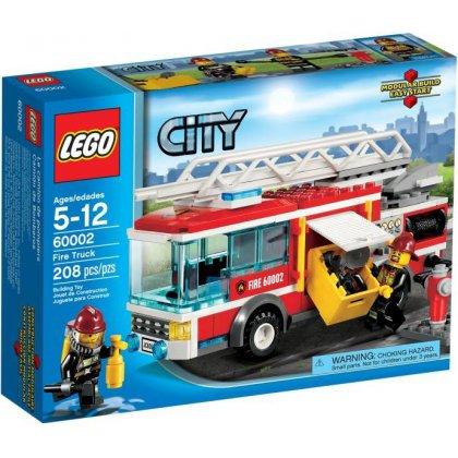 Lego 60002 Wóz Strażacki Klocki Lego City Mojeklocki24