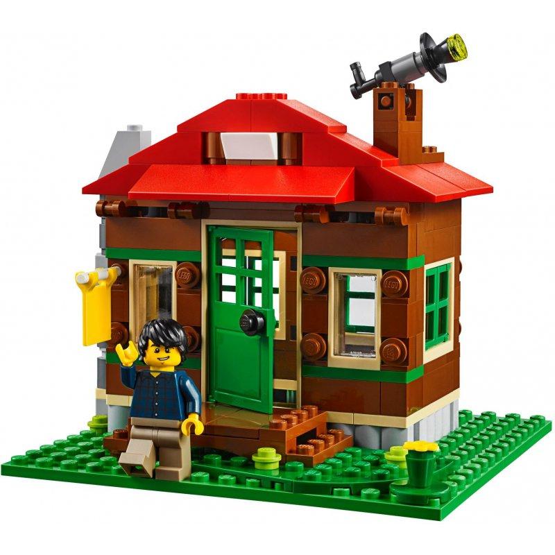 lego 31048 lakeside lodge lego sets creator mojeklocki24. Black Bedroom Furniture Sets. Home Design Ideas