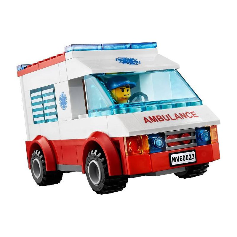 lego fire truck instructions 60023