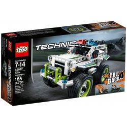 LEGO 42047 Radiowóz pościgowy