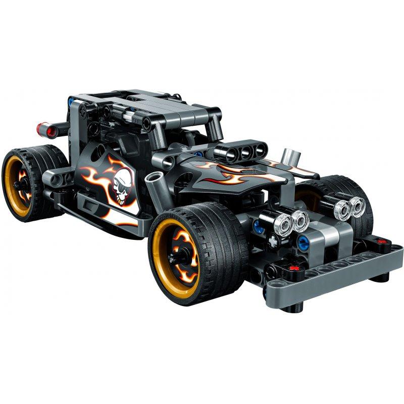 lego 42046 getaway racer lego sets technic mojeklocki24. Black Bedroom Furniture Sets. Home Design Ideas