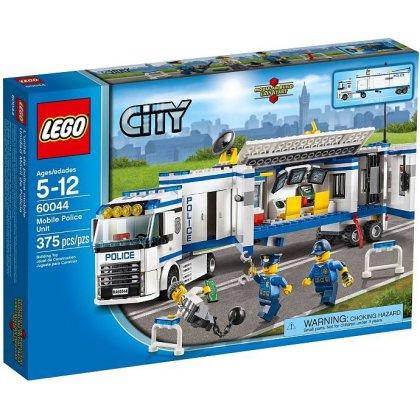 Lego 60044 Mobilna Jednostka Policji Klocki Lego City Mojeklocki24