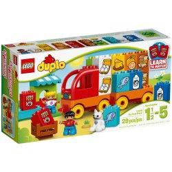 LEGO DUPLO 10818 Moja pierwsza ciężarówka