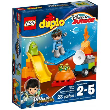 LEGO DUPLO 10824 Miles' Space Adventures