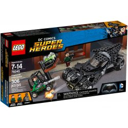 LEGO 76045 Przechwycenie kryptonitu