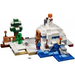 LEGO 21120 Śnieżna kryjówka