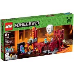 LEGO 21122 Forteca Netheru