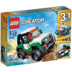 LEGO 31037 Adventure Vehicles