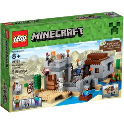 LEGO 21121 Pustynny posterunek