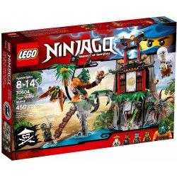 LEGO 70604 Wyspa Tygrysiej Wdowy