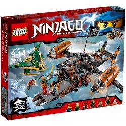 LEGO 70605 Twierdza Nieszczęścia