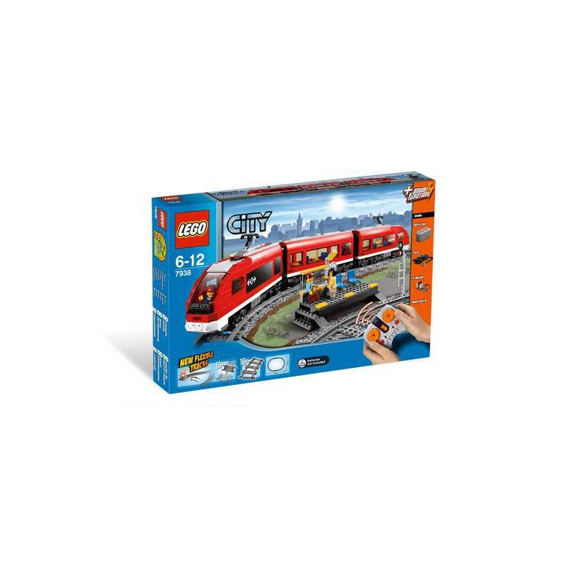 Lego 7938 Passenger Train Lego Sets City Mojeklocki24