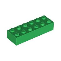 LEGO Part 2456 Brick 2x6 *