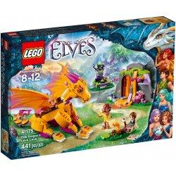 LEGO 41175 Jaskinia Smoka Ognia