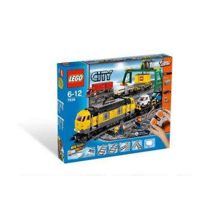 Lego 7939 Pociąg Towarowy Lego Sets City Mojeklocki24