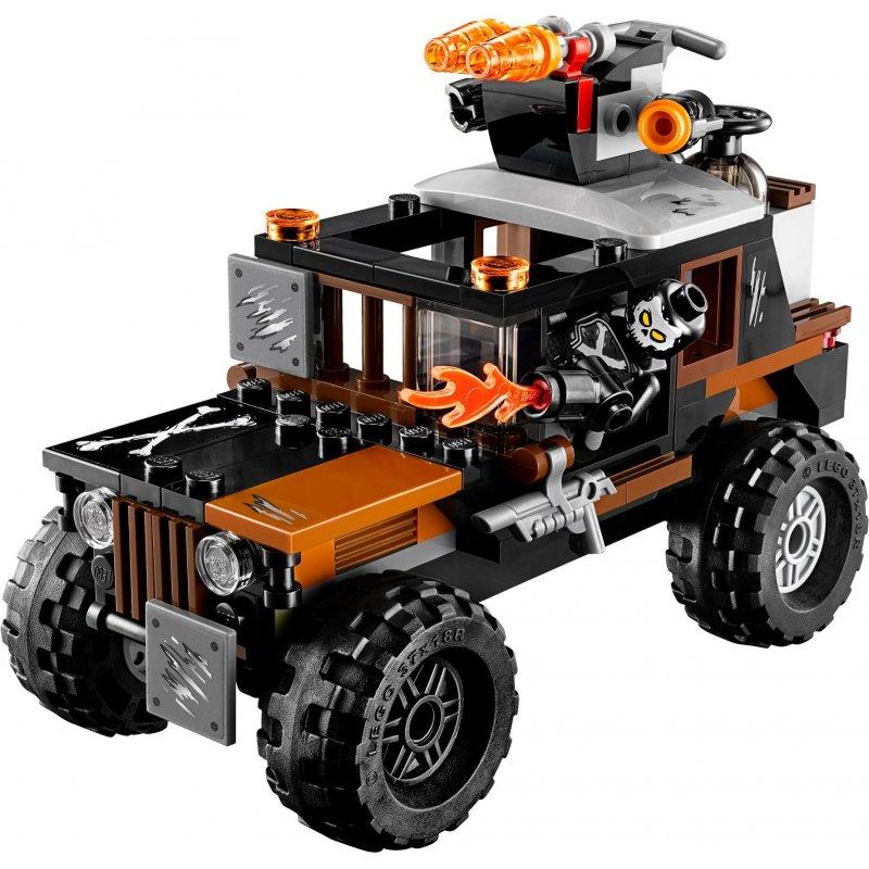 Lego 76050 Crossbones Hazard Heist Lego Sets Super Heroes