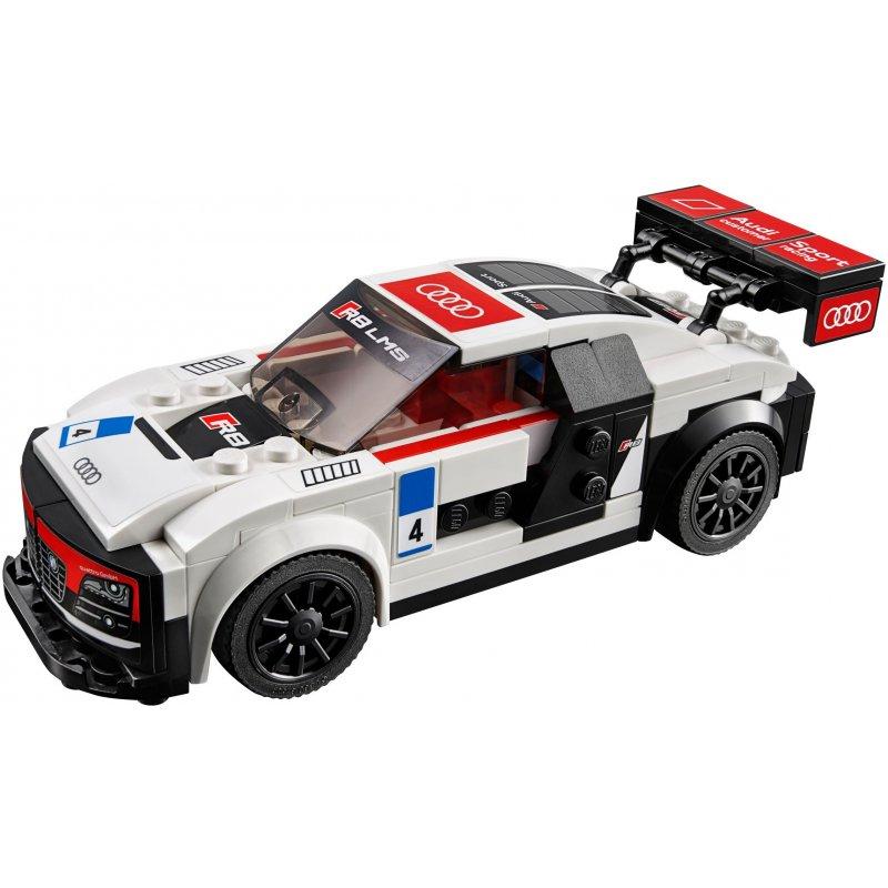 Audi r8 lms ultra lego speed champions 7