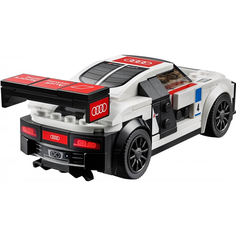 Lego speed champions audi r8 lms ultra instructions