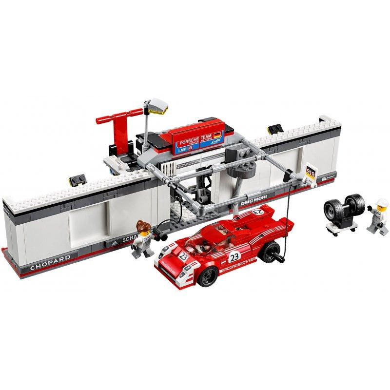 lego 75876 porsche 919 hybrid and 917k pit lane lego sets speed champions mojeklocki24. Black Bedroom Furniture Sets. Home Design Ideas