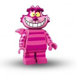 LEGO 71012-8 Disney Cheshire Cat Minifigure