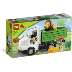 LEGO DUPLO 6172 Ciężarówka ZOO
