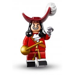 LEGO 71012-16 Minifigurka Disney Kapitan Hook