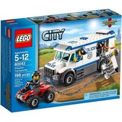 LEGO 60043 City Furgonetka policyjna