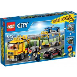LEGO 66523 City Super Pack 3-in-1