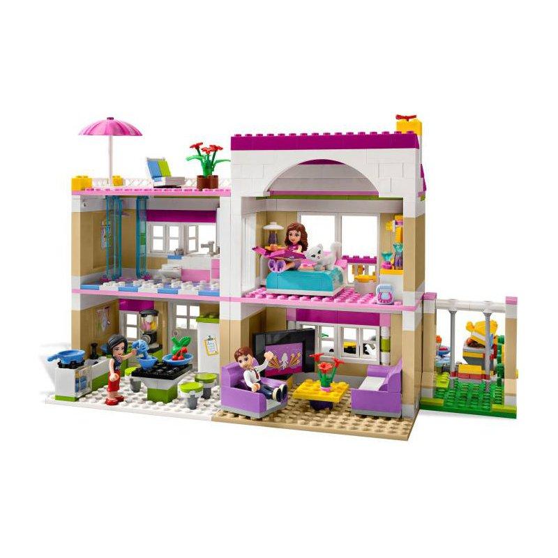 Lego 3315 Dom Olivii Lego Sets Friends Mojeklocki24