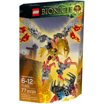 LEGO 71303 Ikir - Creature of Fire
