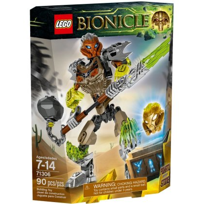 LEGO 71306 Pohatu - Uniter of Stone